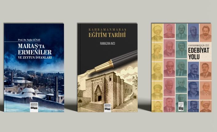Şehir Kitaplığına 3 Yeni Eser