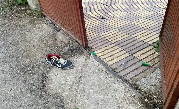 Elbistan'da silahlı saldırgan pompalı tüfekle dehşet saçtı