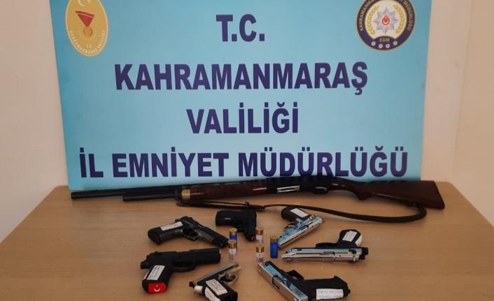 Kahramanmaraş'ta aranan 91 kişi yakalandı