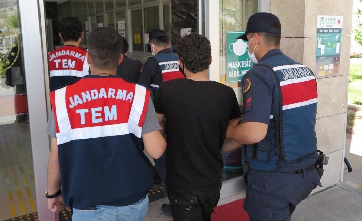 Kahramanmaraş'ta DEAŞ operasyonu: 4 gözaltı