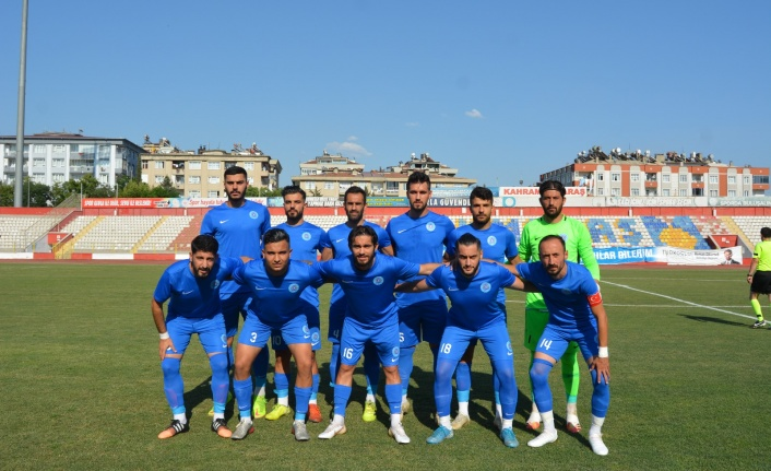 Türkoğlu Belediyespor: 1 Viranşehir Sanayispor: 0