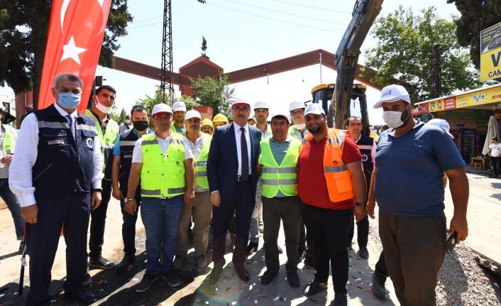 Yeni Sanayi Sitesiyle birlikte toplam 55 Milyonluk Yatırım…