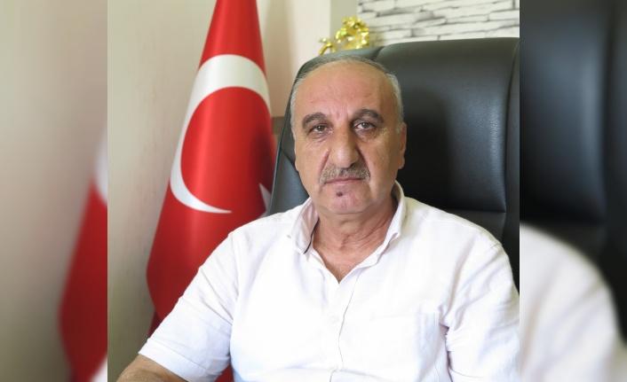 """Başkan Ömer Çınar, """"Toplu sözleşmelerde zoru başardık"""""""
