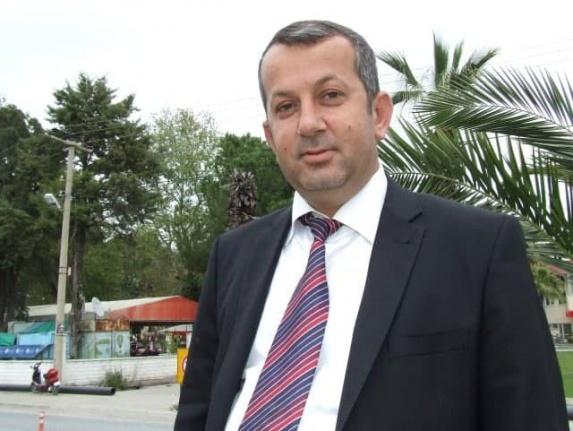 Emniyet Müdürü Mehmet Çeribaşın acı günü