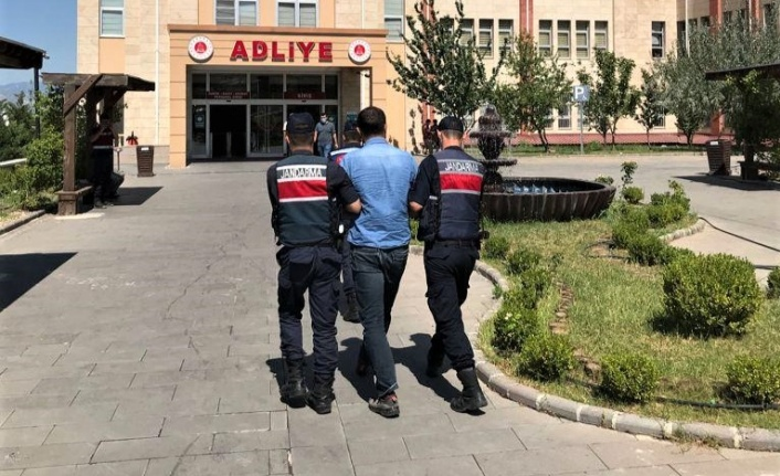 Kahramanmaraş'ta FETÖ'den aranan eski polis tutuklandı