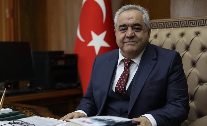 Kahramanmaraş İstiklal Üniversitesi Rektörü Prof. Dr. Sami Özgül Kurban Bayramı