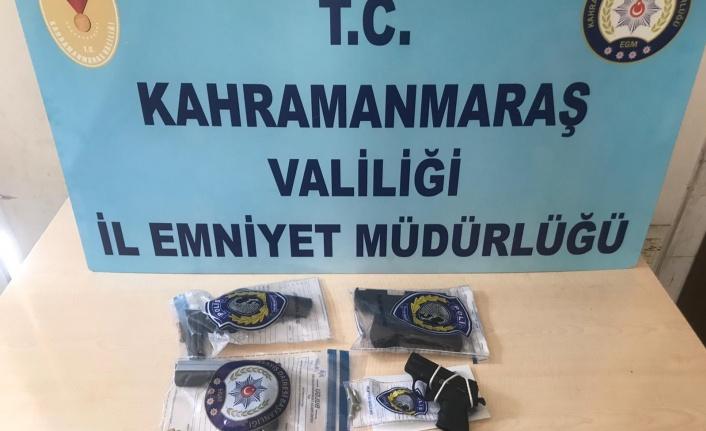 Kahramanmaraş'ta aranan 92 kişi yakalandı