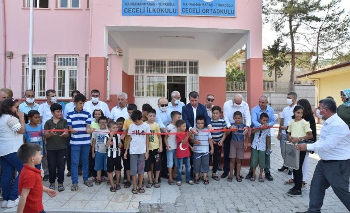 """""""Bir Okul Değişirse Dünya Değişir"""" projesi ile okullar değişiyor!"""