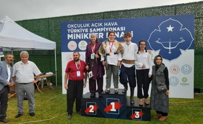 Geleneksel Türk Okçuluğunda Kahramanmaraş imzası
