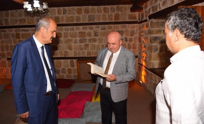 Kültürel Miras Müzesi'nin Birlikte Kullanım Protokolü İmzalandı
