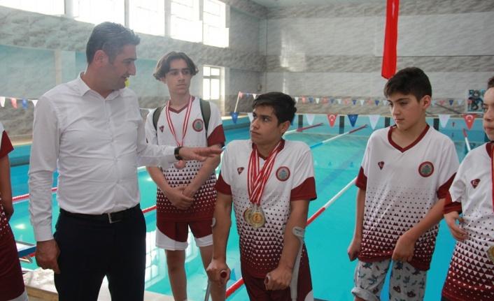 Madalyalı Şehrin Sporcuları Türkiye Şampiyonasında Madalyaları Sildi Süpürdü