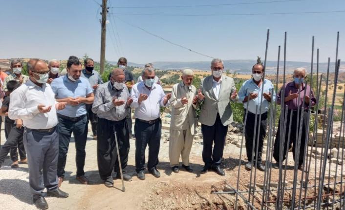 Pazarcık Şekerci Camii yardım bekliyor