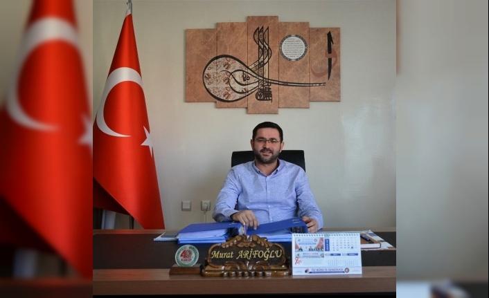 """Sendika başkanı Murat Arifoğlu, """"İşçilerin yüzü gülüyor"""""""