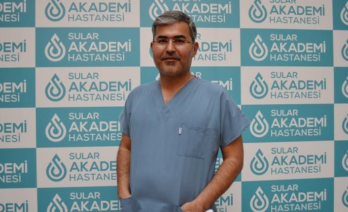 Varis'te Güncel Tedavi Yöntemlerini Doç. Dr. Sarıca anlattı