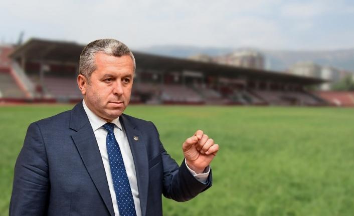 Yardımcıoğlu, 'Kahramanmaraşspor'un Stadyumsuz Kalması Kamusal Otoritenin Sorunudur!'