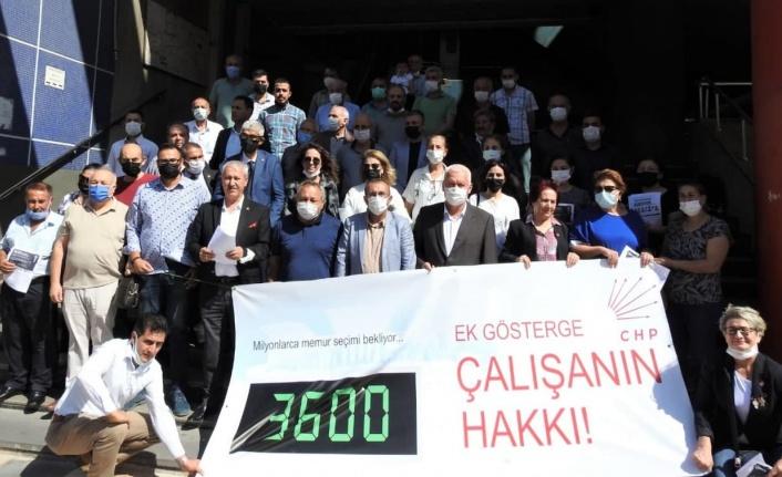 """CHP'li Şengül, """"3600 ek gösterge için milyonlarca memur CHP iktidarını bekliyor"""""""