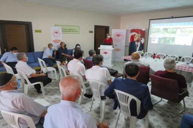 İncir Sektörü 2021 Yılı Değerlendirme Toplantısı Gerçekleştirildi