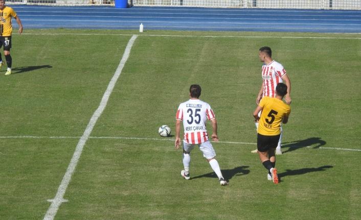 Kahramanmaraşspor: 0 Bayburt Özel İdare Spor: 1