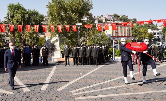 Kahramanmaraş'ta Gaziler Günü etkinlikleri yapıldı