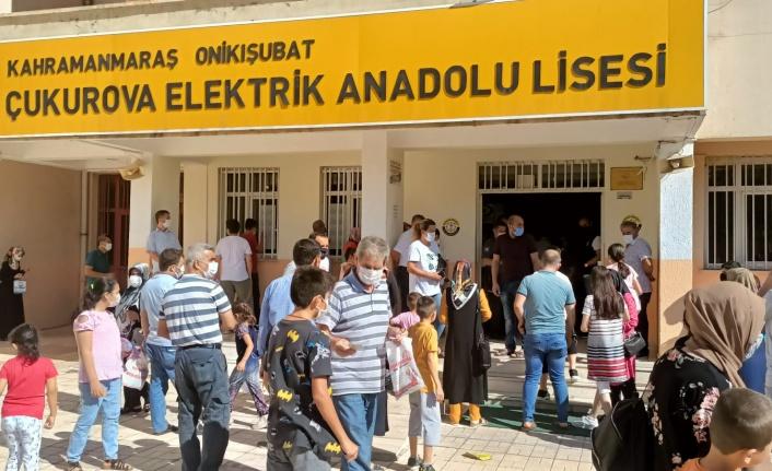 Kahramanmaraş'ta hafta sonu sınav heyecanı