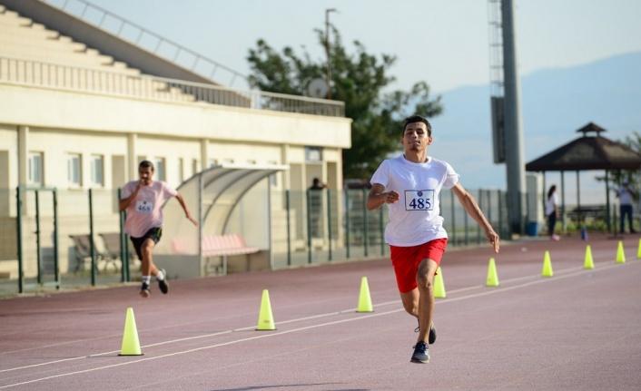 Spor Bilimleri Fakültesi Özel Yetenek Sınavı Tamamlandı