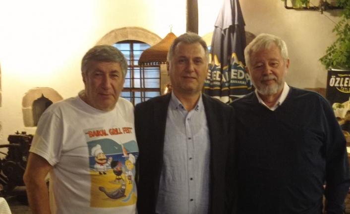 Gastronominin Profesörleri Vagabov ve Baratov'u Kahramanmaraş'ta
