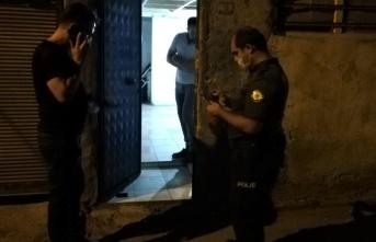 Kahramanmaraş'ta yabancı bekar evleri denetlendi