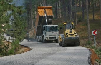 Hacıkodal'ın Ulaşım Sorunu Büyükşehir'le Çözüldü