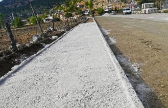 Andırınlı Miniklere Büyükşehir'den Güvenli Okul Yolu