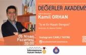Prof. Orhan ile İş ve Ev Hayatı Dengesi