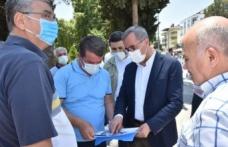 """Güvenç; """"Metropol ilçe Türkoğlu' nun Yatırımlarını İnceledik"""""""