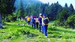 Türkiye'nin Alpler'i: Başkonuş Yaylası
