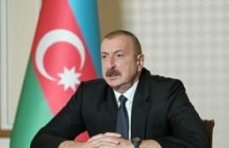 Azerbaycan Cumhurbaşkanı Aliyev, Ağdam'ı ziyaret etti