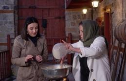 Ünlü Türkücü Sevcan Orhan Mutfak Müzesi'ne Hayran Kaldı
