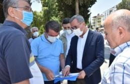"""Güvenç; """"Metropol ilçe Türkoğlu' nun Yatırımlarını..."""