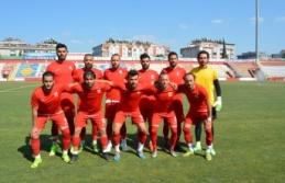 Türkoğlu Belediyespor: 2 - Şanlıurfa Viranşehir Sanayispor: 1