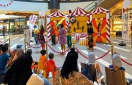 Minikler Çocuk Tiyatrolarına hayran kaldı