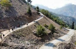 Doğaseverler Loğlu Yaylası'nı Büyükşehir'le Keşfetti