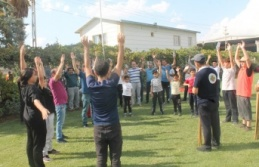 Kahramanmaraş'ta gençlik şöleni yapıldı