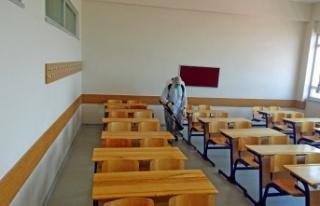 Büyükşehir'den Sınav Öncesi Hazırlıklar