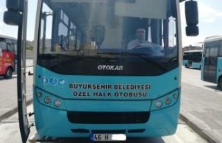 Büyükşehir'den Toplu Taşımaya 1 Milyon 363...