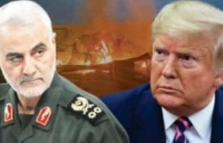 İran Trump hakkında yakalama kararı çıkardı