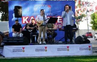 Büyükşehir'den açık hava konserleri