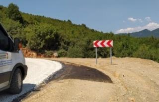 Büyükşehir'den trafik işaret levhaları çalışması