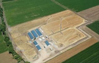 Elbistan atık su arıtma tesisi inşaatı başladı