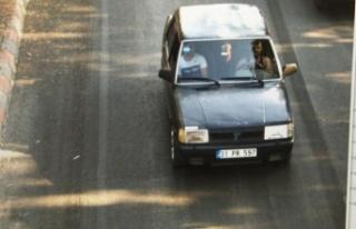 Hırsız dolu araç Kahramanmaraş polisine takıldı