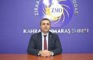 ZMO, Kahramanmaraş'ta 2020 yılı buğday fiyatlarını...
