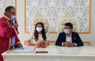 Afşin'de yeni evlendirme dairesi hizmete başladı