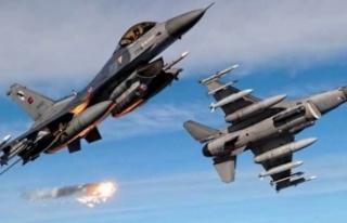Irak'ın kuzeyine operasyon! 5 terörist etkisiz...