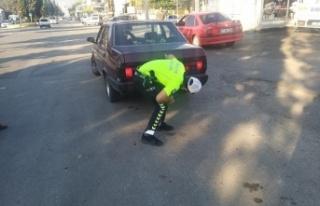 Kahramanmaraş'ta son bir ayda 21 bin araç denetlendi